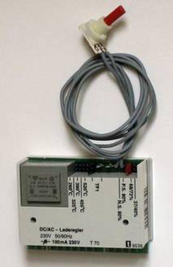 Tekmar Aufladeregler 9539-Dimplex/Siemens LRD 2000