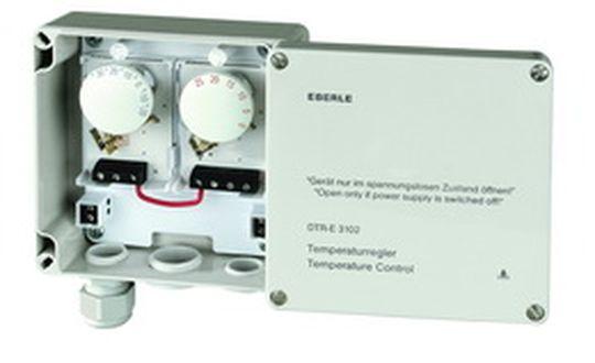 Eberle Regler für Dachrinnenheizung DTR-E 3102