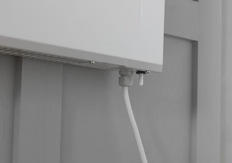 Technotherm Wandkonvektor VPS 1200 DSM - Internetfähig