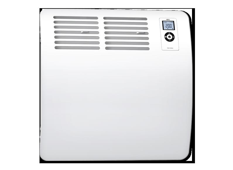 AEG Wandkonvektor WKL 1000 Comfort (1,00kW) mit elektronischem Raumtemperaturregler