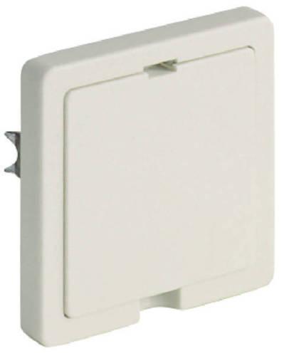ABL 2506110 Geräte-Anschlussdose flach Krallenbef. UP weiß 5x2,5qmm