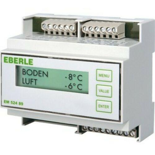 Eberle Eismelder EM 524 89 DR für Dachrinnenbeheizung