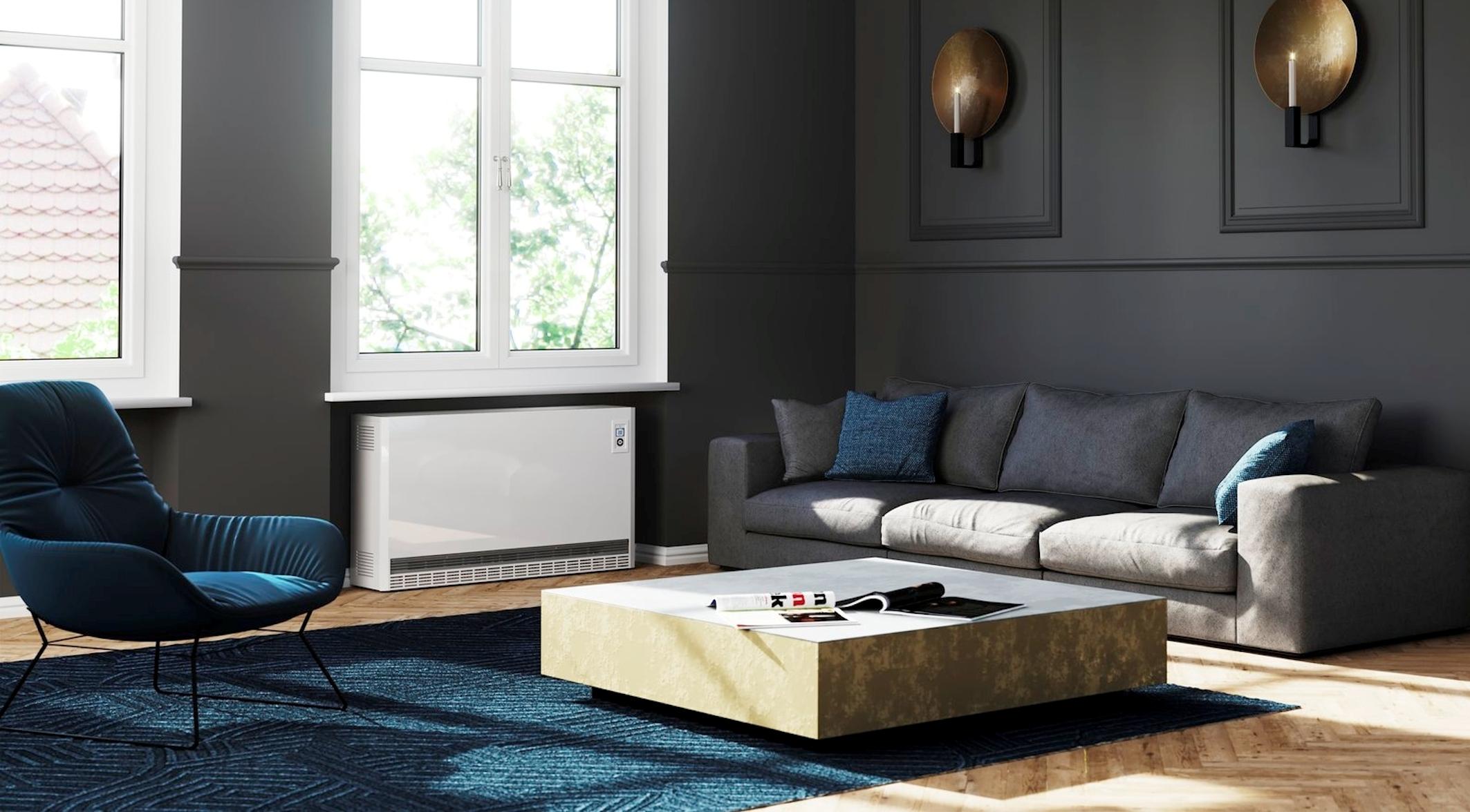AEG Wärmespeicher - Neue Wärmespeicherheizungen mit moderner Regelungstechnik – für mehr Komfort und Effizienz